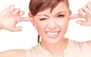 Отит среднего уха симптомы и лечение