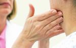 Если болит горло и воспалились лимфоузлы на шее: причины и лечение