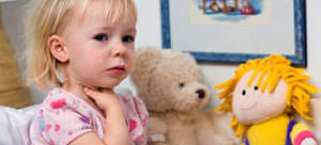 Гнойнички в горле: причины образования и лечение