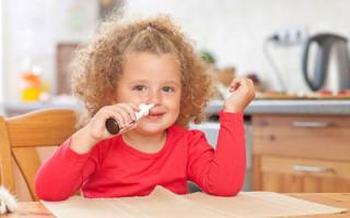 Сопли у ребенка 5 лет чем лечить