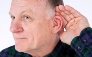 Каковы причины снижения слуха?