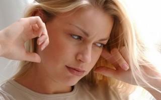 Проблемы уха: грибковый отит