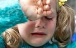 Как проявляется сотрясения мозга у ребенка