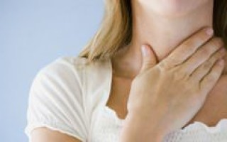 Невроз глотки: причины, симптомы, лечение