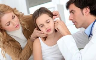 Диагностика и лечение буллезного отита