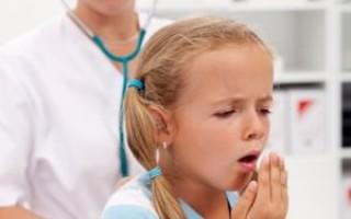 Причины свистящего кашля у детей и взрослых
