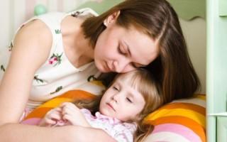Опасность острого ларингита у детей