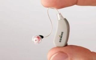 Особенности слуховых аппаратов Сименс