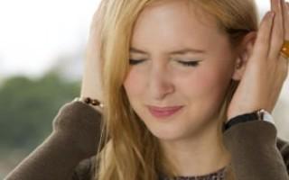 Лечение ушной боли в домашних условиях
