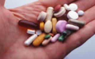 Антибиотики при бронхите и пневмонии у взрослых в таблетках