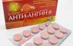 Антиангин спрей и таблетки для рассасывания: применение, аналоги