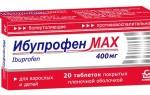 Как применяется обезболивающее Ибупрофен, дозировка для взрослых