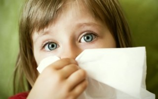Чем опасен детский насморк в 3 года?