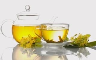 Как заваривать липу от кашля ребёнку; приём липового чая