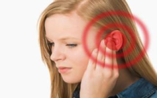 Ушные капли Отинум: инструкция по применению