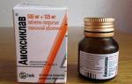 Особенности лечения антибиотиком Амоксиклав и побочные действия