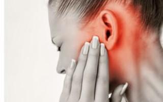 Болит козелок уха при надавливании: причины, симптомы и структура лечения