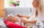Причины возникновения ангины у ребёнка и методы лечения