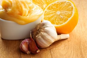 чеснок мед лимон апельсин