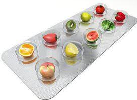 Дефицит витаминов в организме