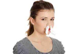 Полипы полости носа