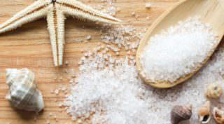 Полоскания солёной водой