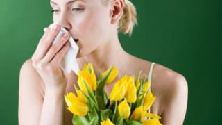 аллергические реакции при боли в горле
