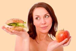 Нарушения рациона питания