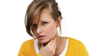 воспаление горла синдром игла