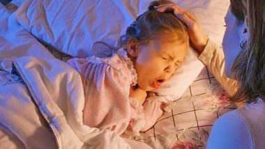 болит горло и пропал голос у ребенка