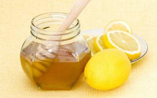 рецепты для горла с применением меда
