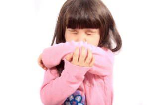 лечим нос детям