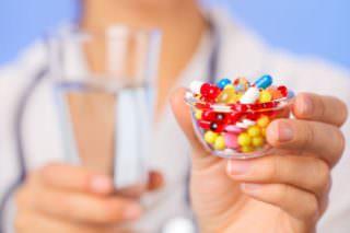 Антибиотики для устранения ангины