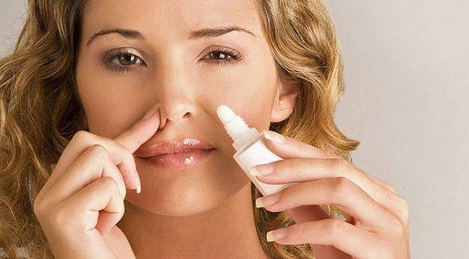 средство от заложенности носа