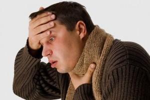 неделю болит горло