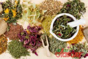полоскание горла травами