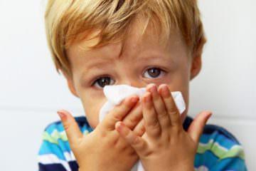 подозрение на простуду
