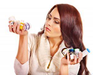 При боли в горле при беременности спрей