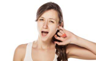 Боль в ушах при простуде