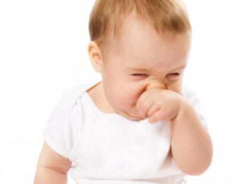 заложенность носа у новорожденных