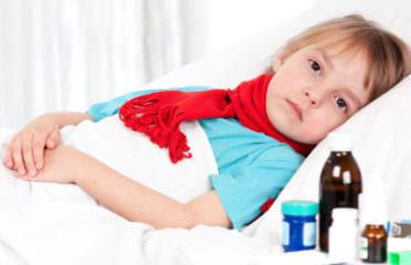 чем лечить ангину у ребенка