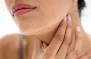 болезнь горла ларингит