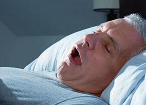ночью заложен нос