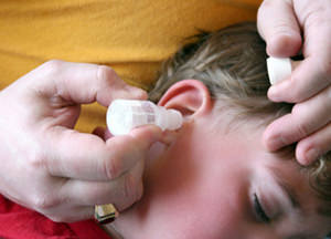 ушные детские капли