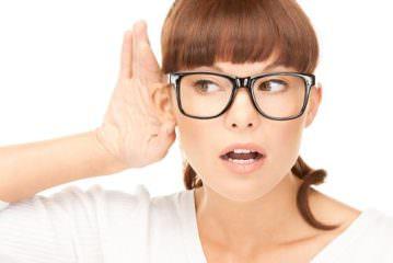 симптомы глухоты