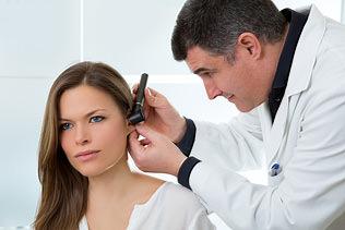 врач отоларинголог