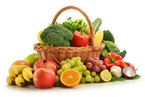 Фрукты и овощи от боли в горле