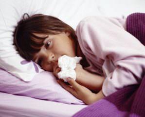 заложен нос, но насморка нет у ребенка