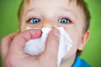 Причины заложенности носа без насморка