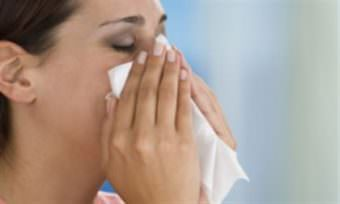 заложен нос и как лечить